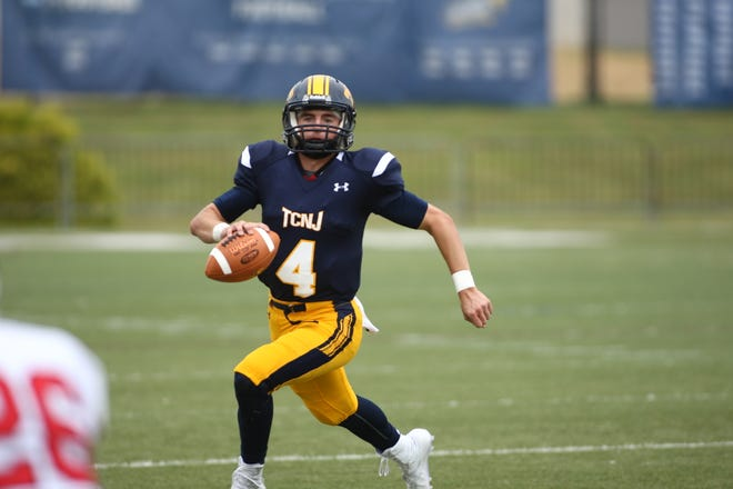 Dave Jachera of Pequannock planned to play wide receiver and quarterback at The College of New Jersey.