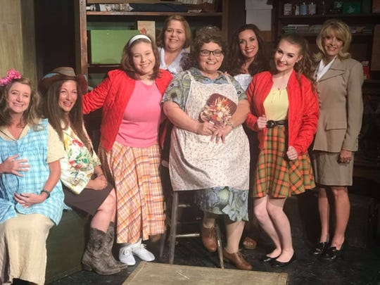 """The Wetumpka Depot Players present """"Come Back to the Five and Dime, Jimmy Dean, Jimmy Dean"""" Sept. 20-Oct. 6."""