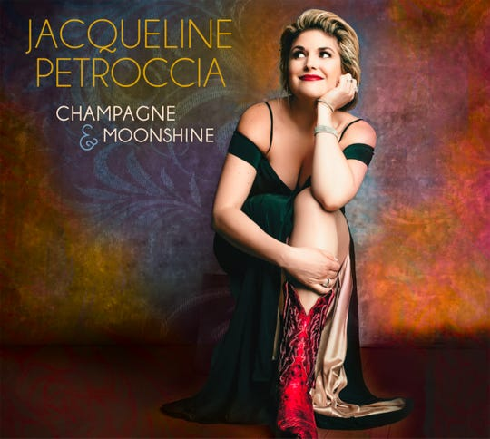 "Jacqueline Petroccia has a new 2 EP collection being released Friday, ""Champagne & Moonshine."""
