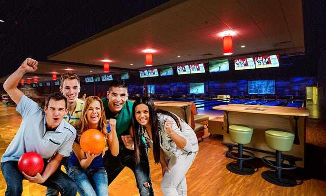 Stars and Strikes will open Sept. 22, 2018, with laser tag, bowling, arcade games and bumper cars.