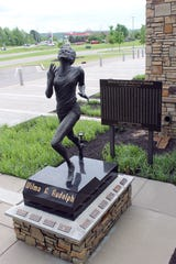 Despite adversity, Wilma Rudolph's tenacity made her a legend.
