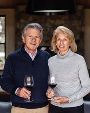 Bart and Daphne Araujo of the Napa-based Accendo Cellars will be the honored vintners at the 2019 Naples Winter Wine Festival.