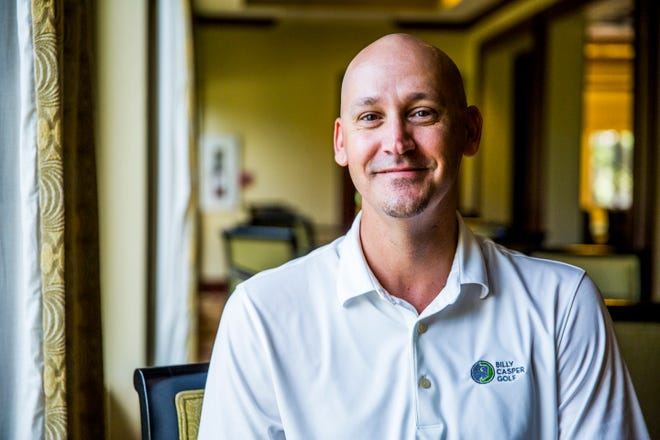 Jason Ellis, the golf course superintendent at the Villages at Country Creek, was chosen to attend the Ryder Cup in France and will work as part of the golf course maintenance crew this week.