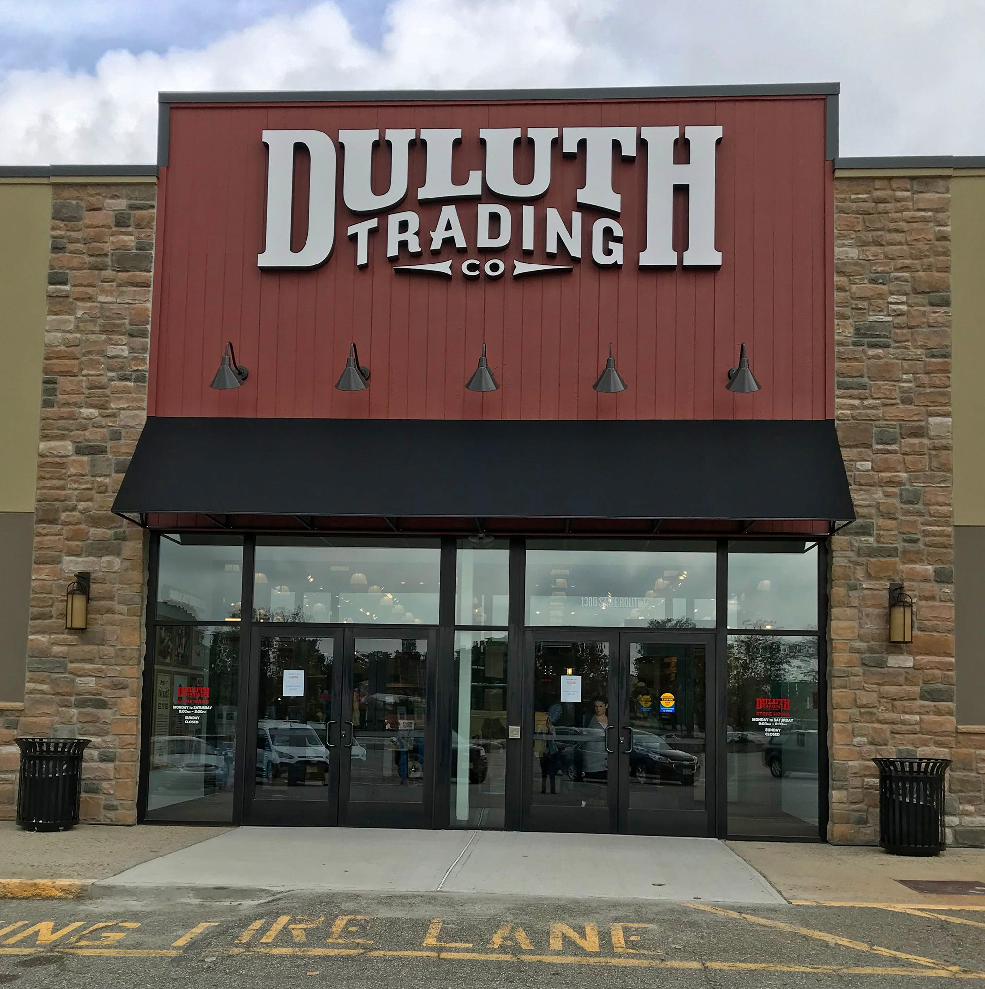 Work clothes brand Duluth Trading could open as early as this week in Ramsey