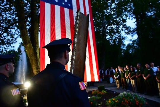 Allendale remembers those lost on 9/11/2001.
