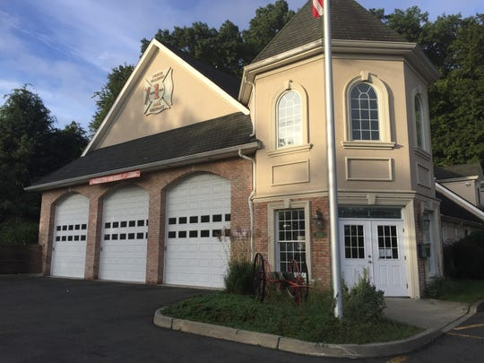 The firehouse on Belmont Avenue in North Haledon has not been used as headquarters for Co. 1 since 2010.