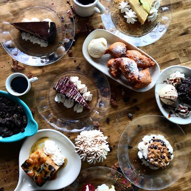 Eric LeVine has designed a new gastropub-inspired menu for Mr. Crabby's Craft Kitchen & Bar.