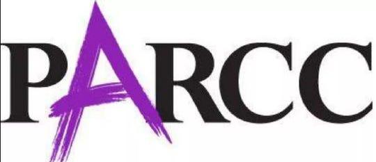 The PARCC logo.