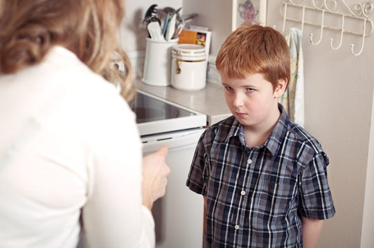 """""""The general rule of thumb is it's appropriate to discipline someone's child whenever there's aggression or a safety issue, whether it's in the house or outside the house,"""" said Kimberly Agresta, a parenting counselor and licensed clinical social worker."""