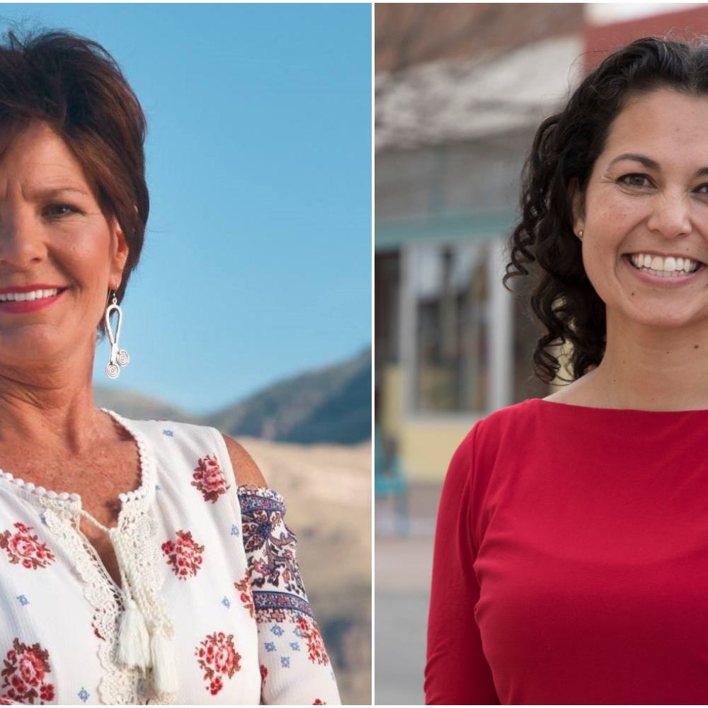 Poll: Yvette Herrell leads Xochitl Torres Small in Congress race
