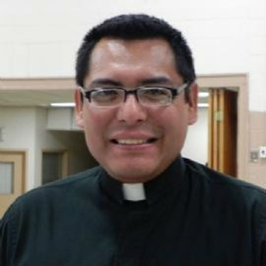 Father Rogelio Martinez