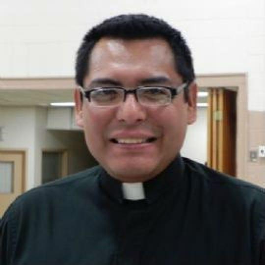 Father Rogelio Martinez