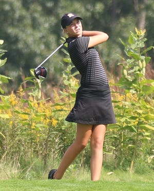 Northville's Nicole Whatley shot a 2-under 70 to take top honors in the Top 50 Junior Invitational on Sept. 15 at Bedford Valley Golf Club.