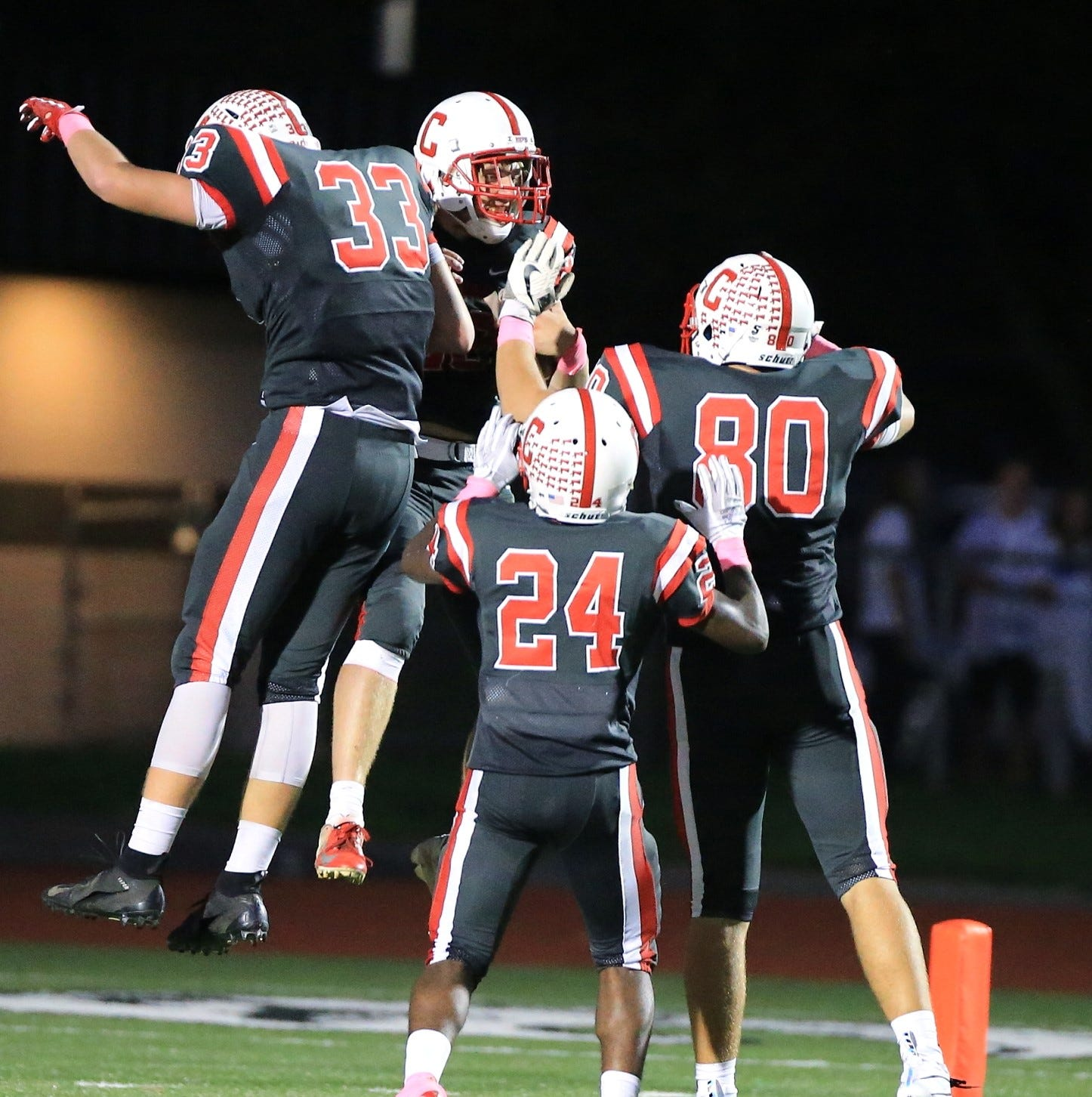 Week 4 high school football scoreboard, photos, video