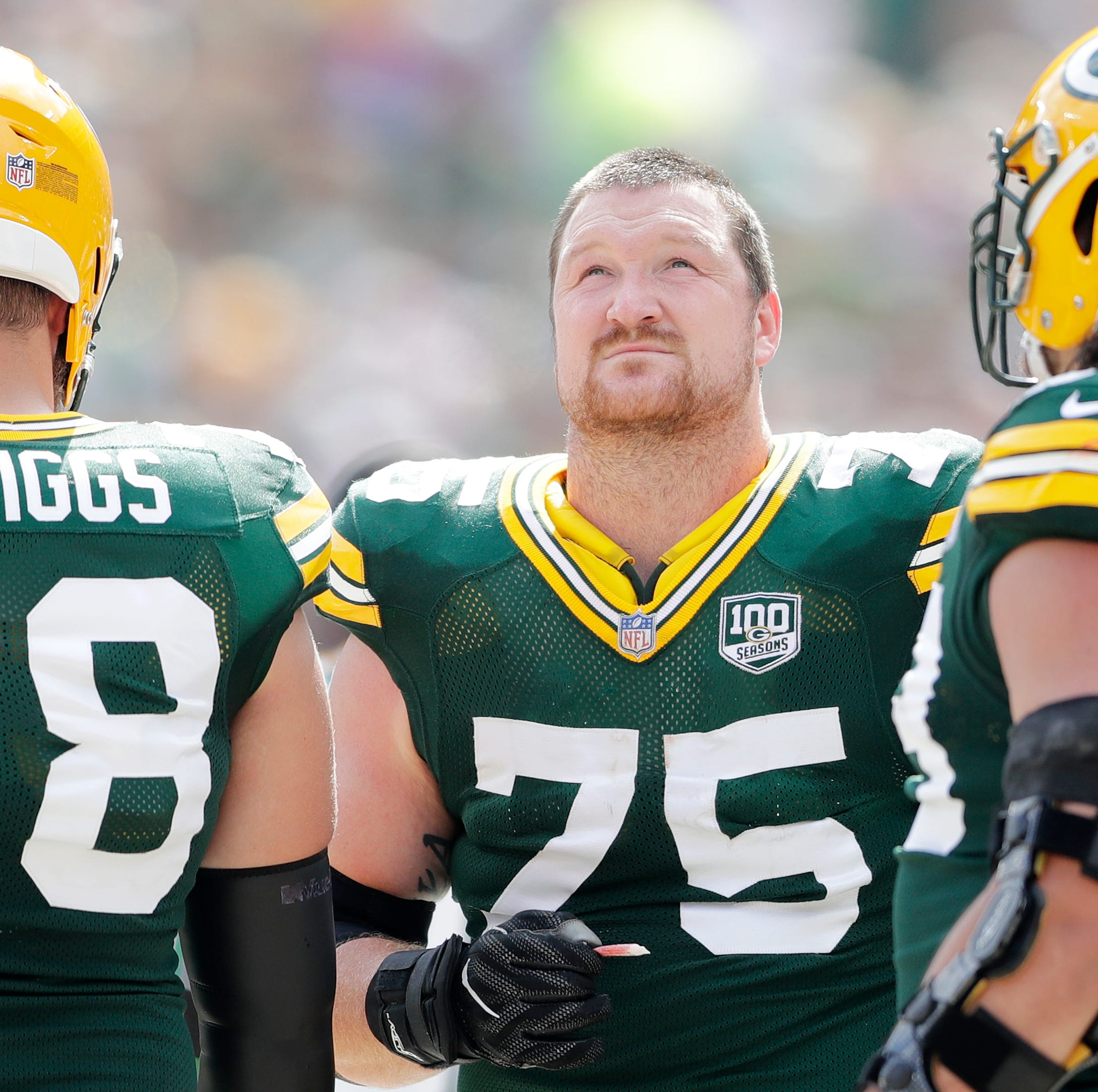 Green Bay Packers right tackle Bryan Bulaga finding his footing