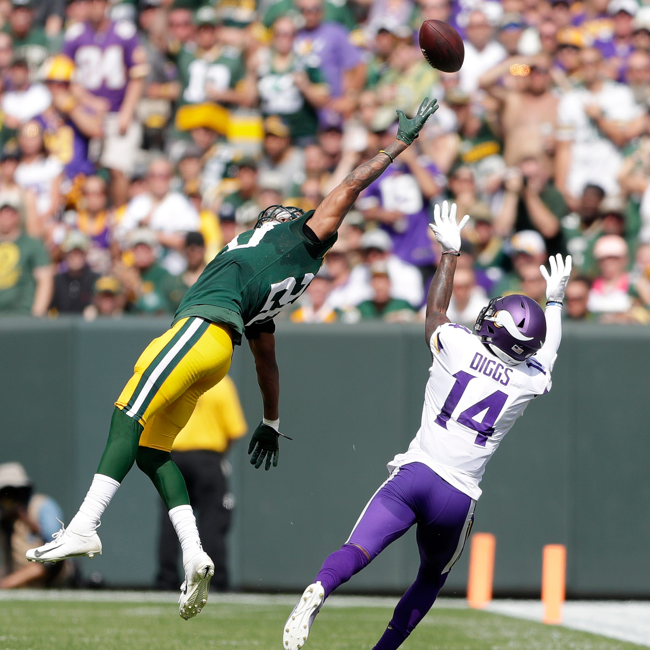 Packers' pass defense proves vulnerable without cornerback Kevin King