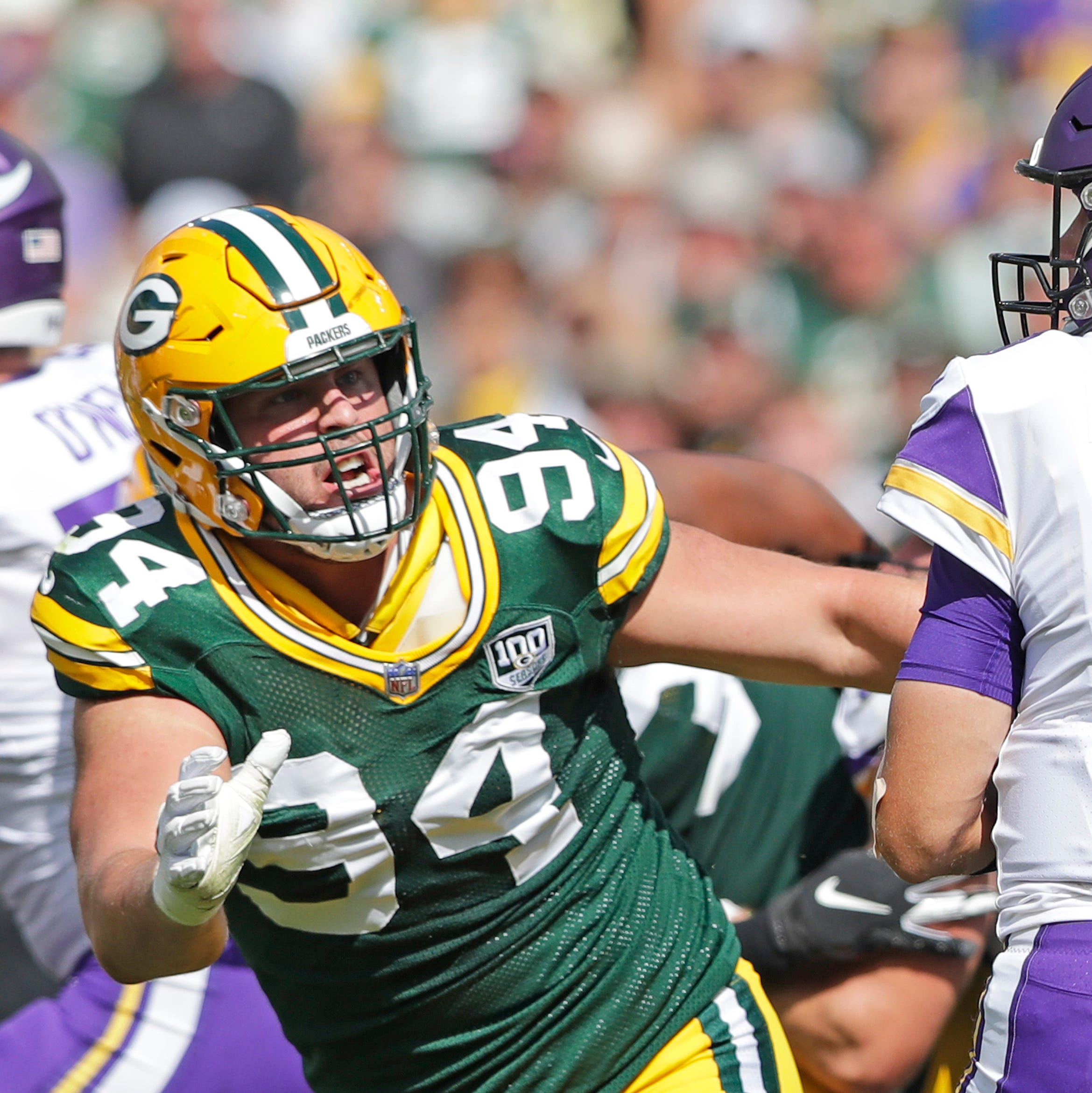 4 Downs: Packers will need more from Dean Lowry, Montravius Adams