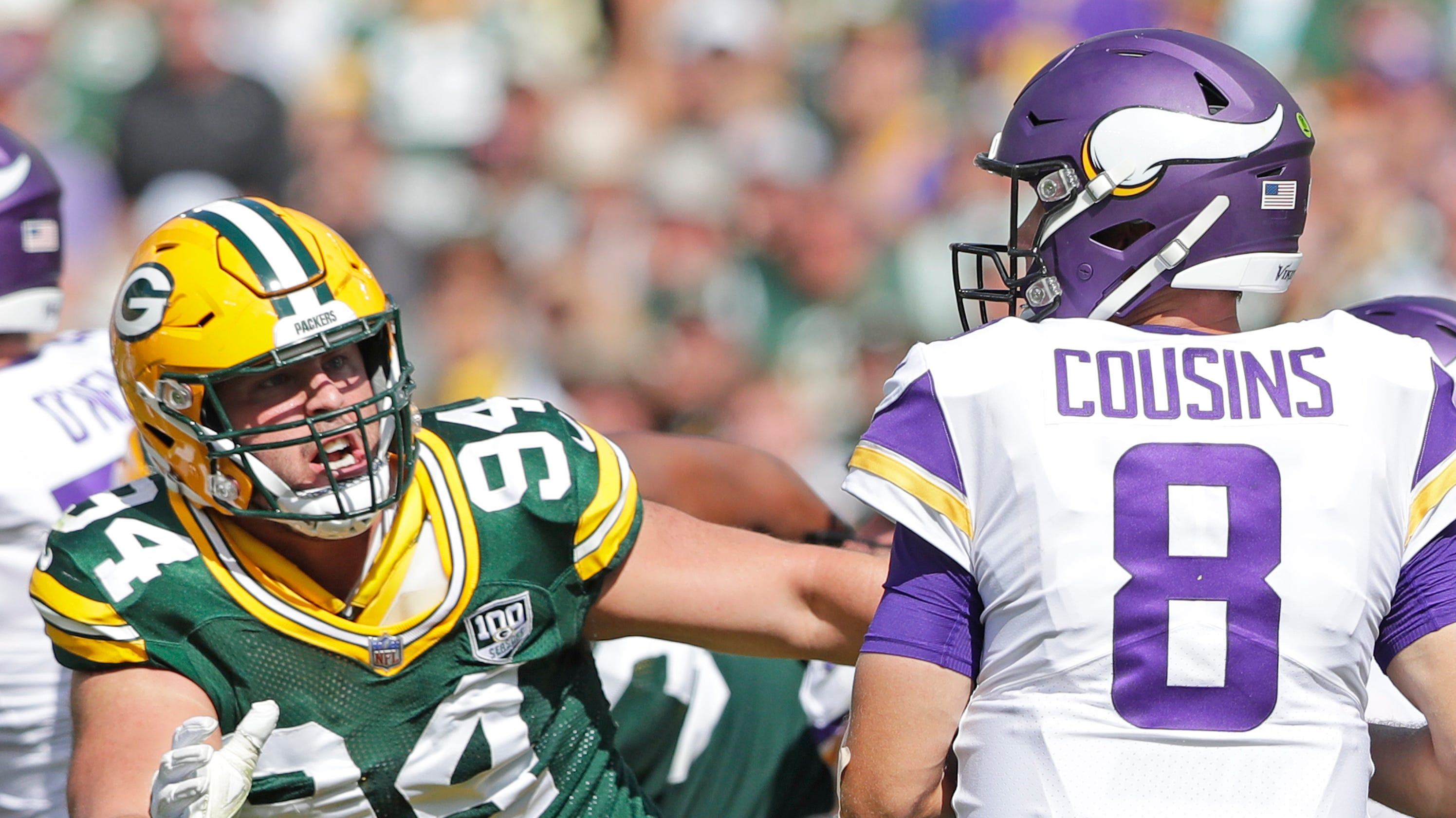 Image result for vikings packers