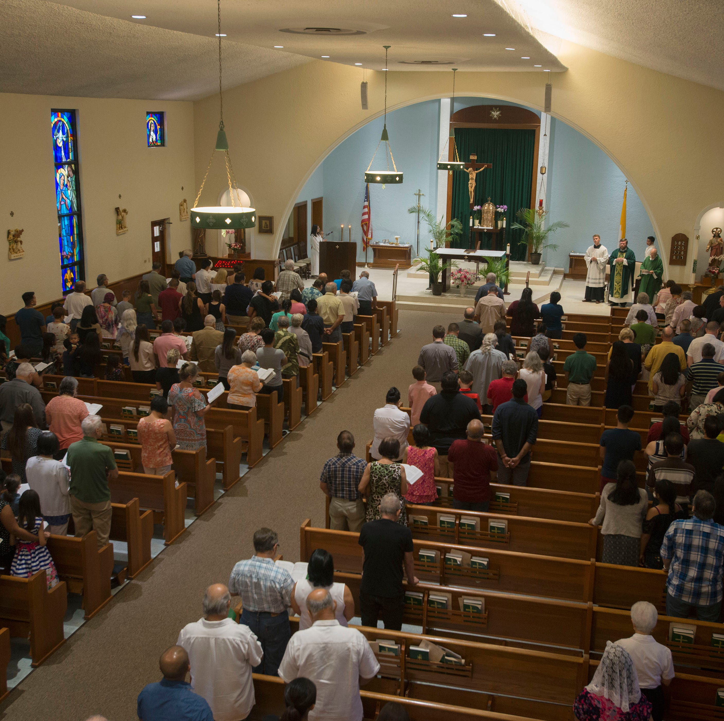 'My heart is here': Pensacola's Little Flower Catholic Church blooms in Myrtle Grove