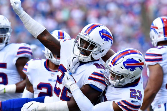Nfl Los Angeles Chargers At Buffalo Bills