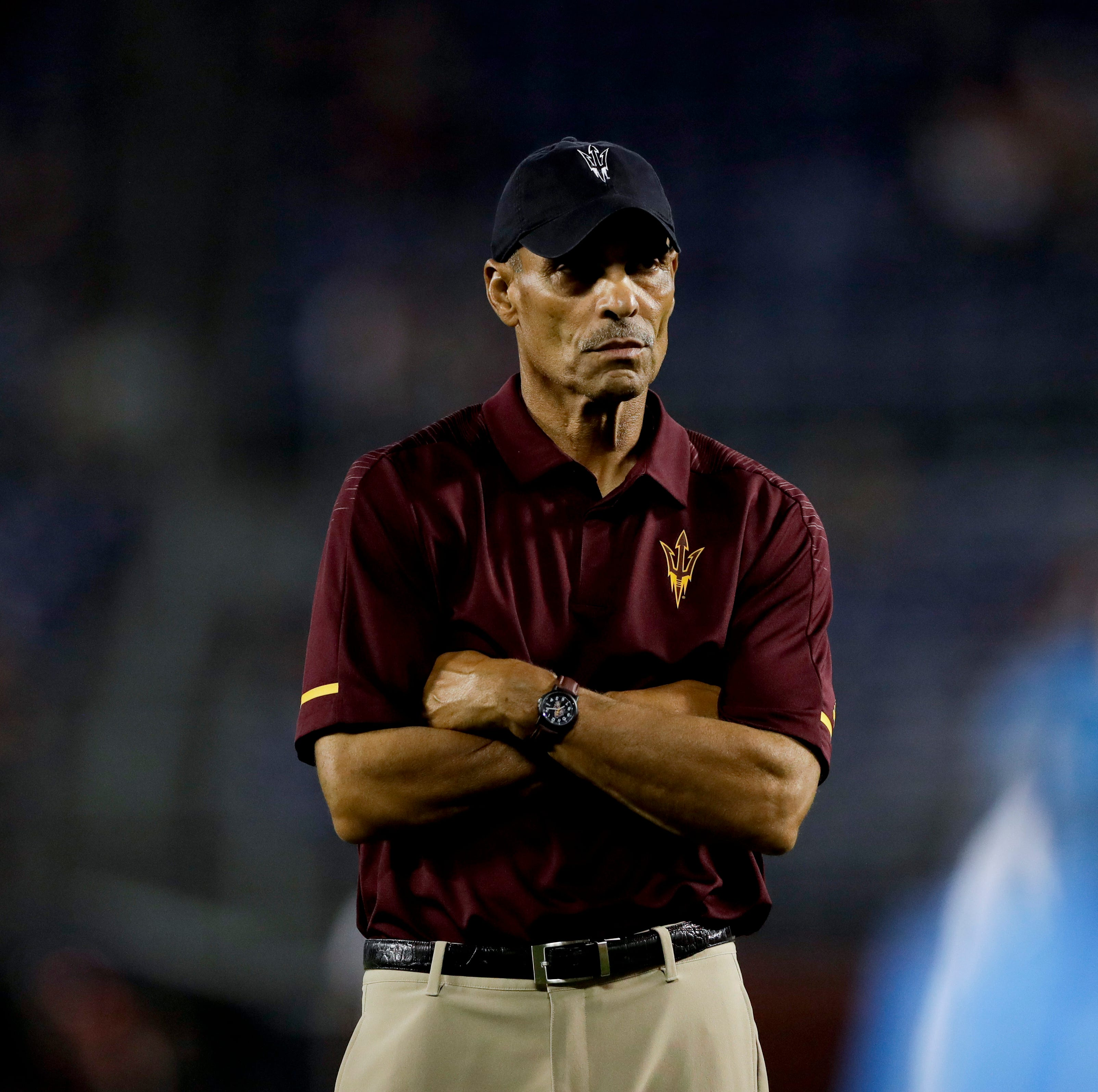 Herm Edwards after ASU's loss: 'When you go on the road, you have to bring your own energy'