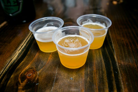 Attendees 21 and older can sample more than 100 craft beers at Saturday's Ballpark Festival of Beers at Hammond Stadium in south Fort Myers.
