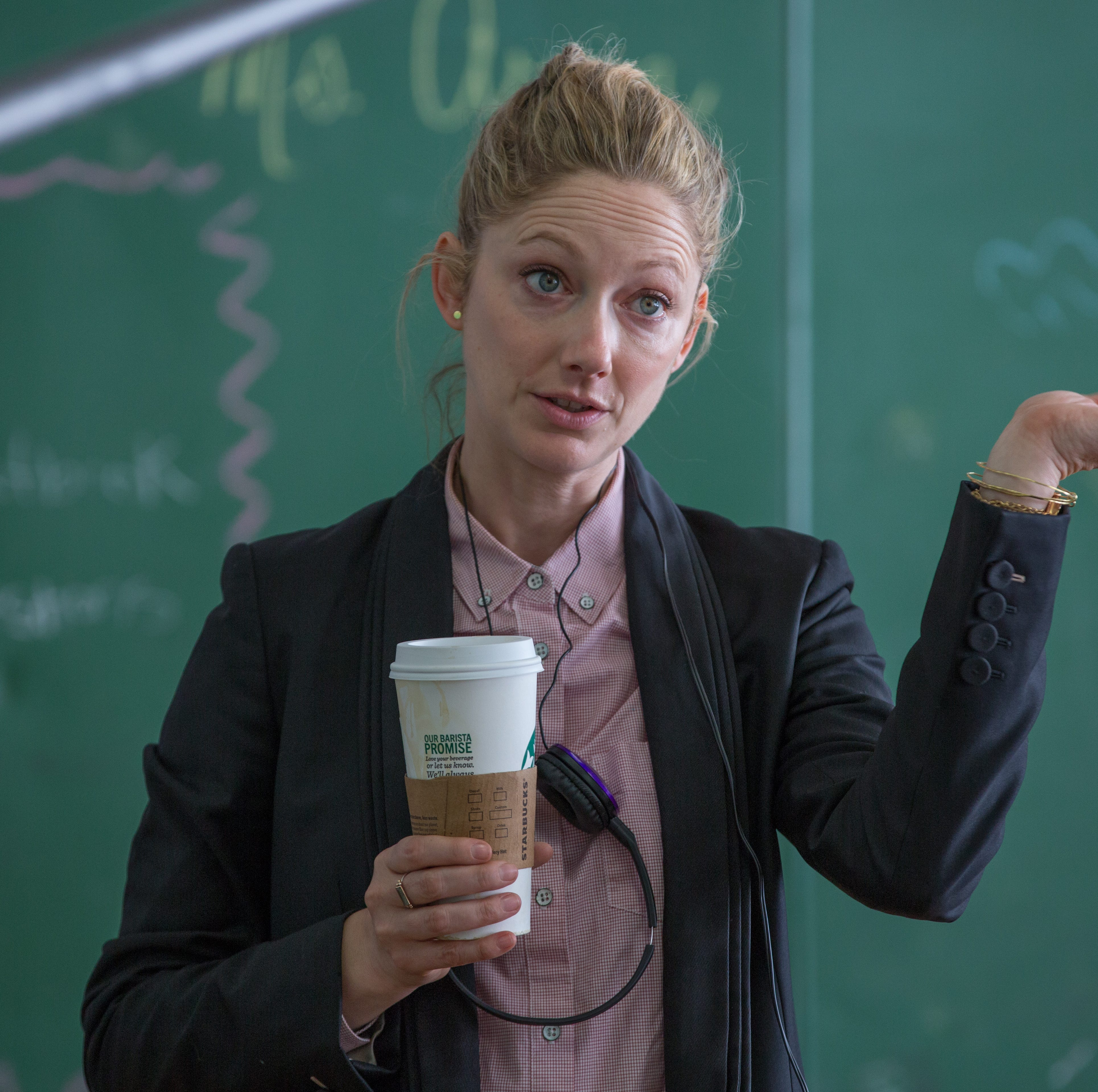 """Judy Greer directs """"A Happening of Monumental Proportions."""""""