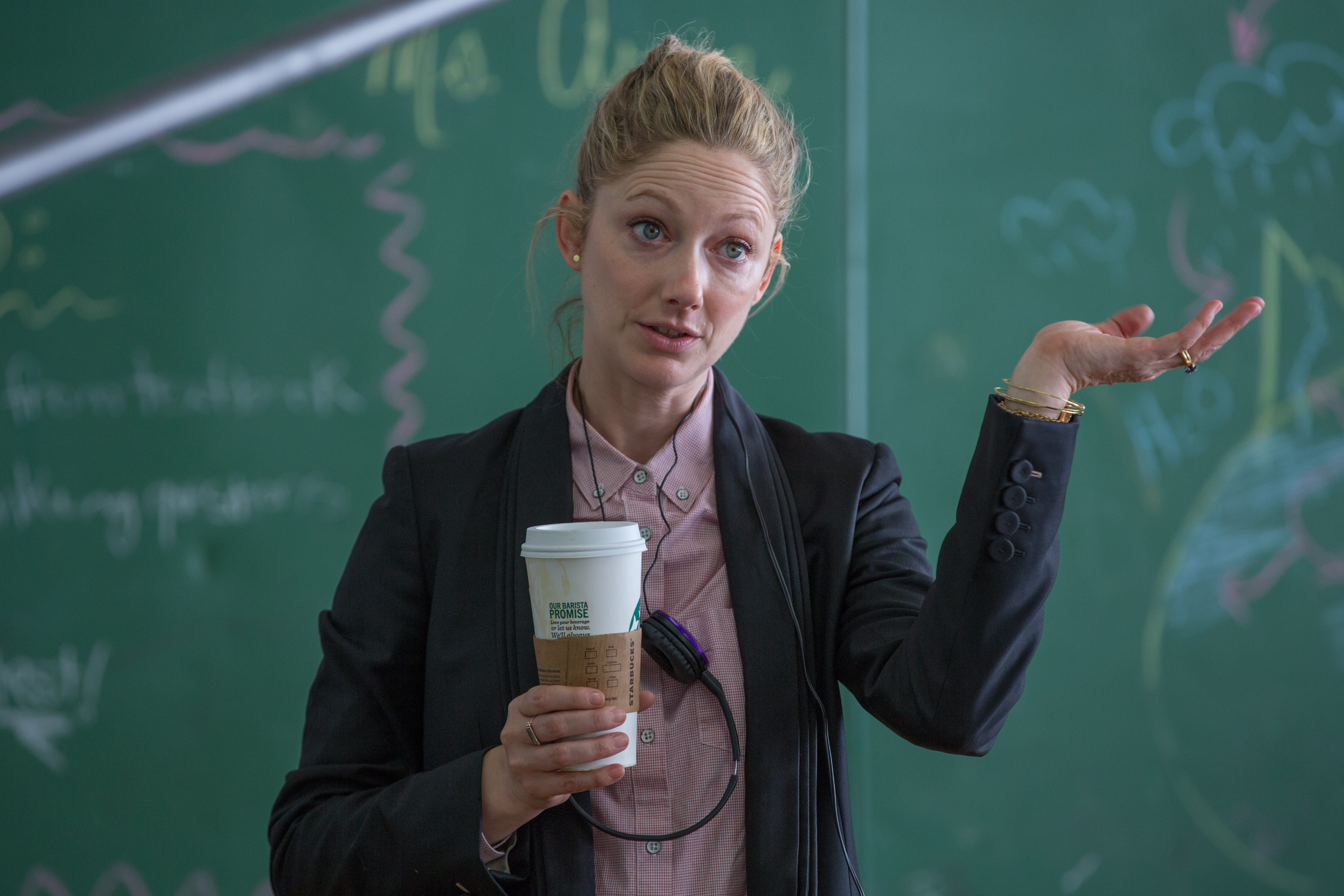 A Happening of Monumental Proportions - Judy Greer 2018