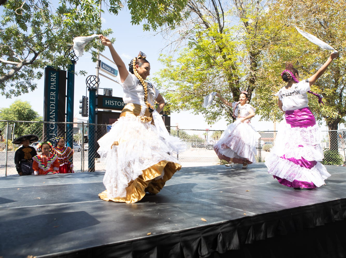 There was something for everyone at the 2018 Rockin' Taco Street Fest on Saturday, Sept. 15, 2018 in Chandler.