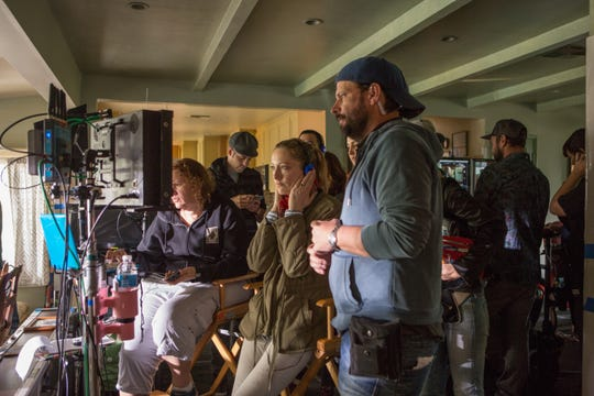 "Actress Judy Greer makes her directorial debut with ""A Happening of Monumental Proportions."""