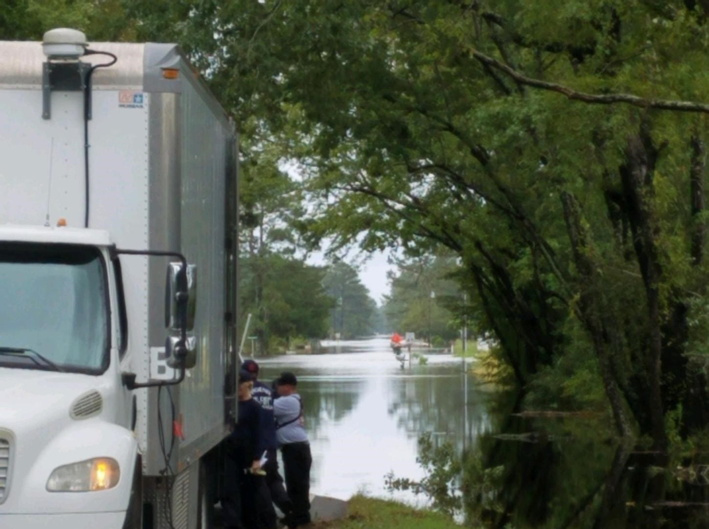 Arizona Task Force 1 performed boat rescues in areas affected by Hurricane Florence and worked with local and federal agencies over the last few days.