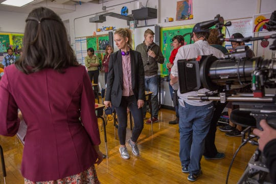 """""""With directing, it felt like I was never not using my brain,"""" Judy Greer says."""