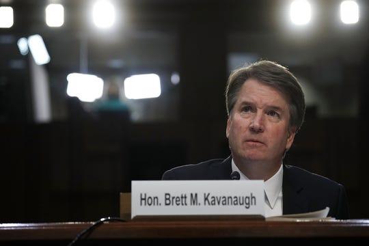 Brett Javanaugh, juez nominado por Donald Trump a la Corte Suprema de Estados Unidos.