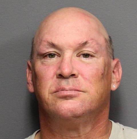 Man violates protective order, hits East Fishkill police cars
