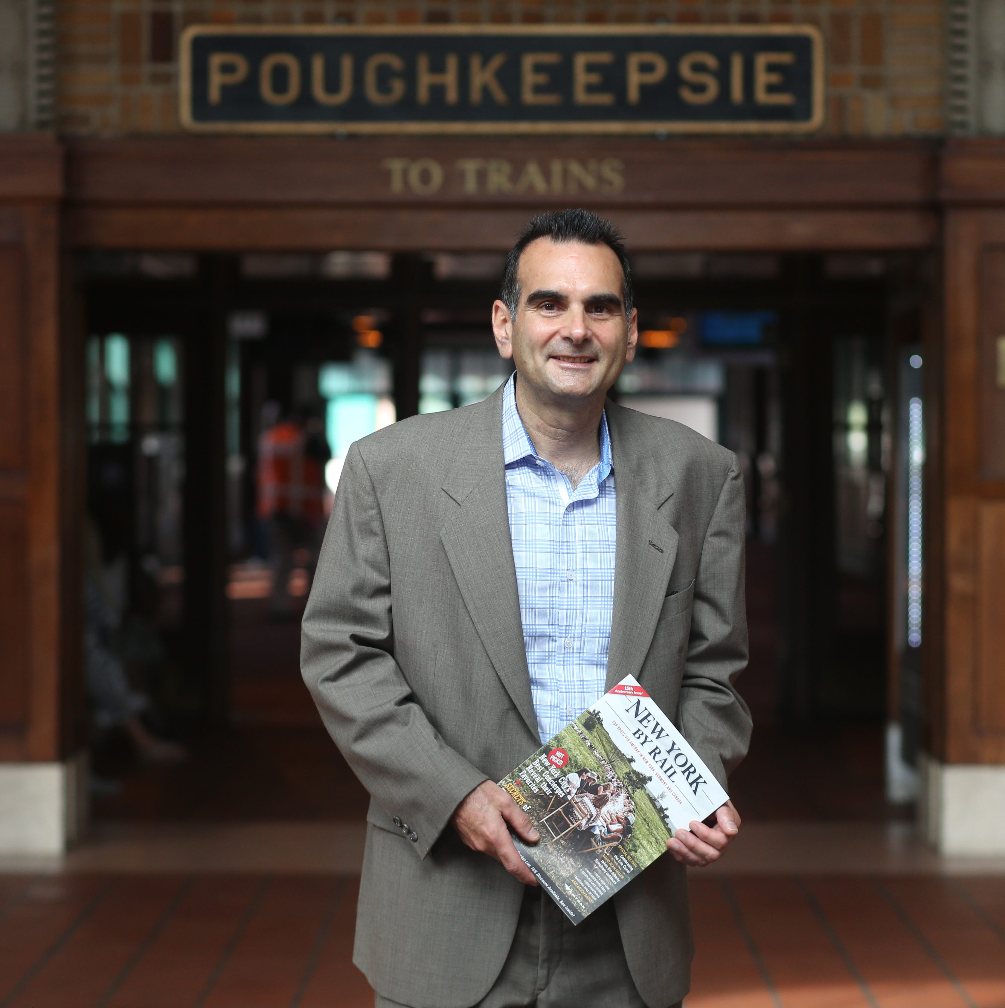 New York By Rail publisher fuels passion for traveling through print, digital content