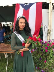 Carly Olmo was recently crowned Miss Latina of York.
