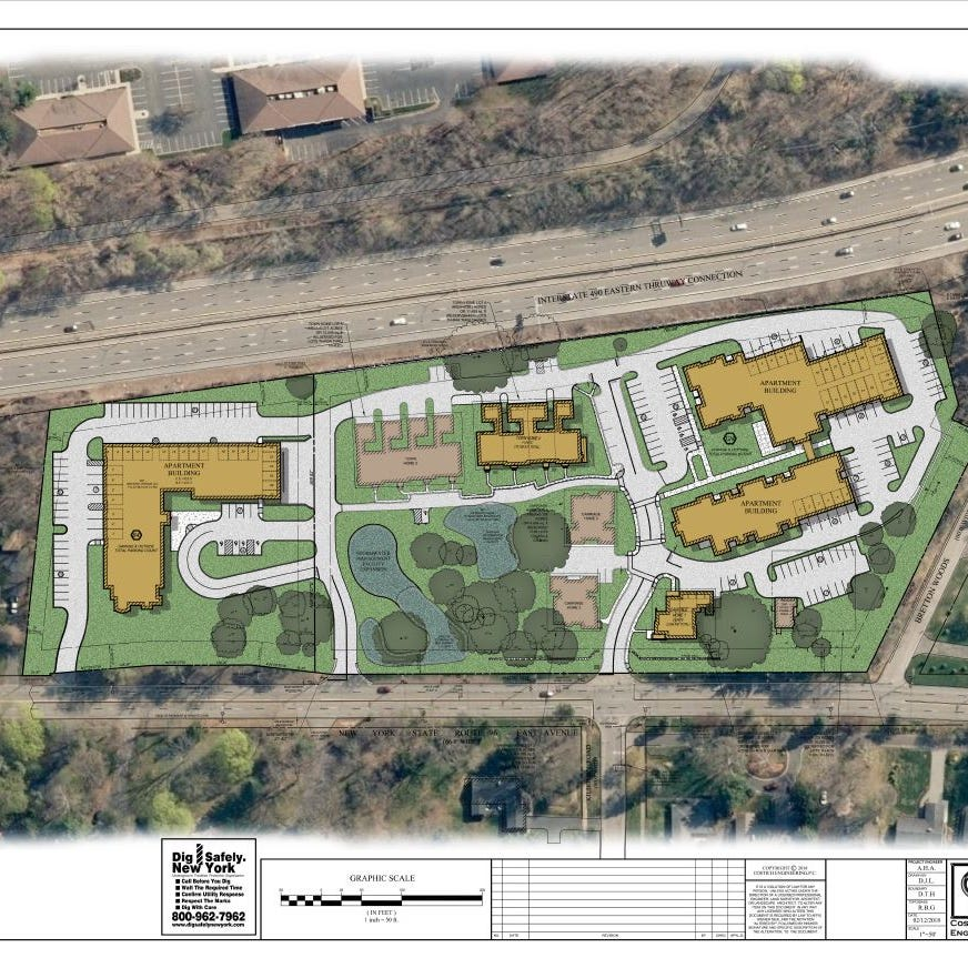Proposed apartment complex in Pittsford draws concern