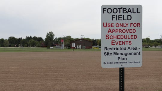 Pesticides in soil led to field-use restrictions