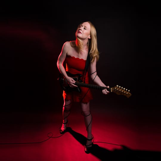 The Girl in the Band, written and performed by Eastman School of Music graduate Megan Loomis., will be performed Tuesday at the 2018 Rochester Fringe Festival.