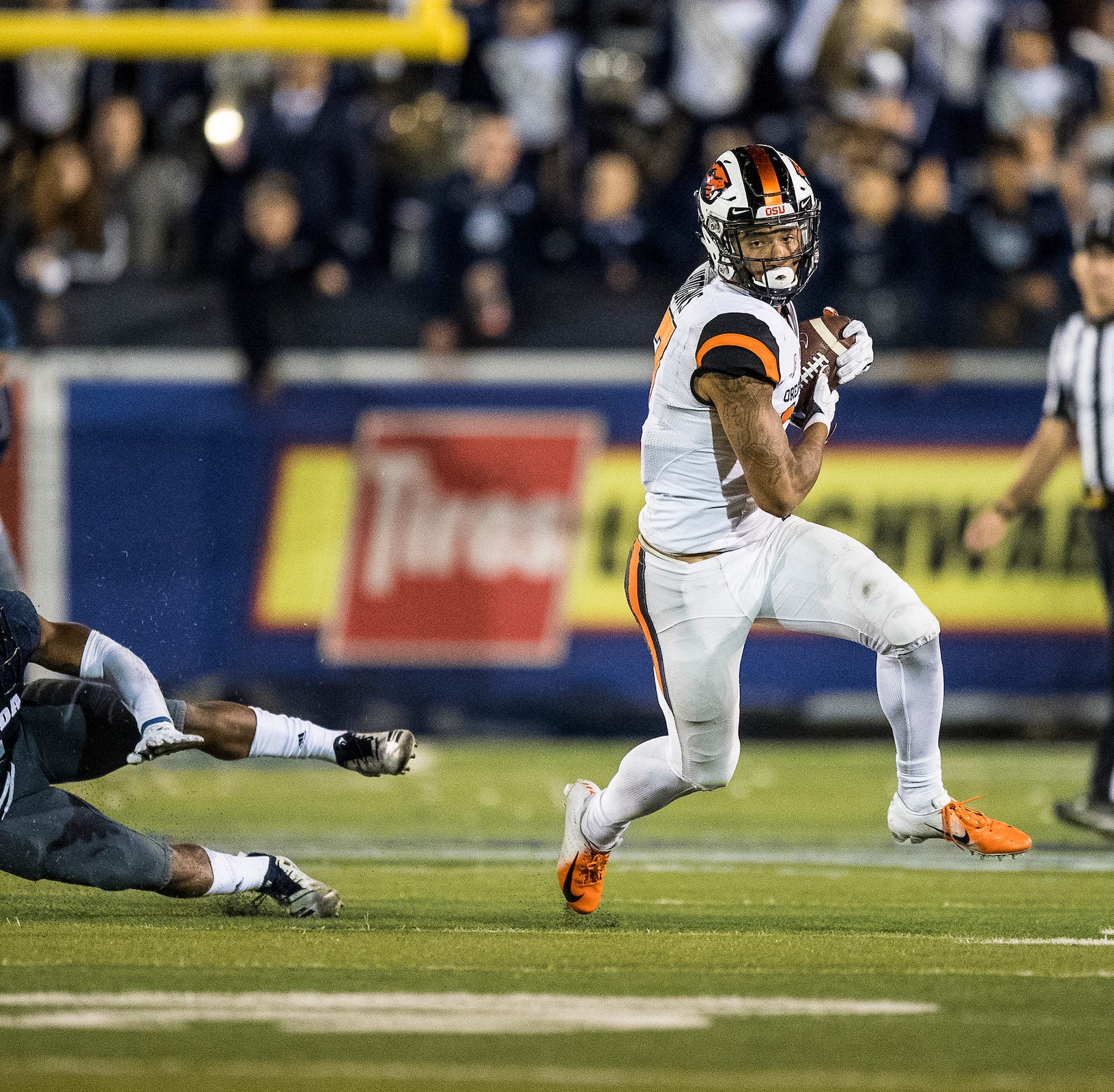 Road losing streak continues, but Oregon State making strides