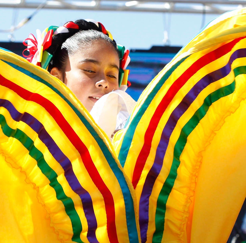 Salinas celebrates Mexico's Independence Day
