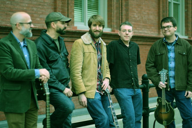 Only Lonesome from Washington, D.C. will be one of the headliners at the weekend's fiddlers convention in Berlin.