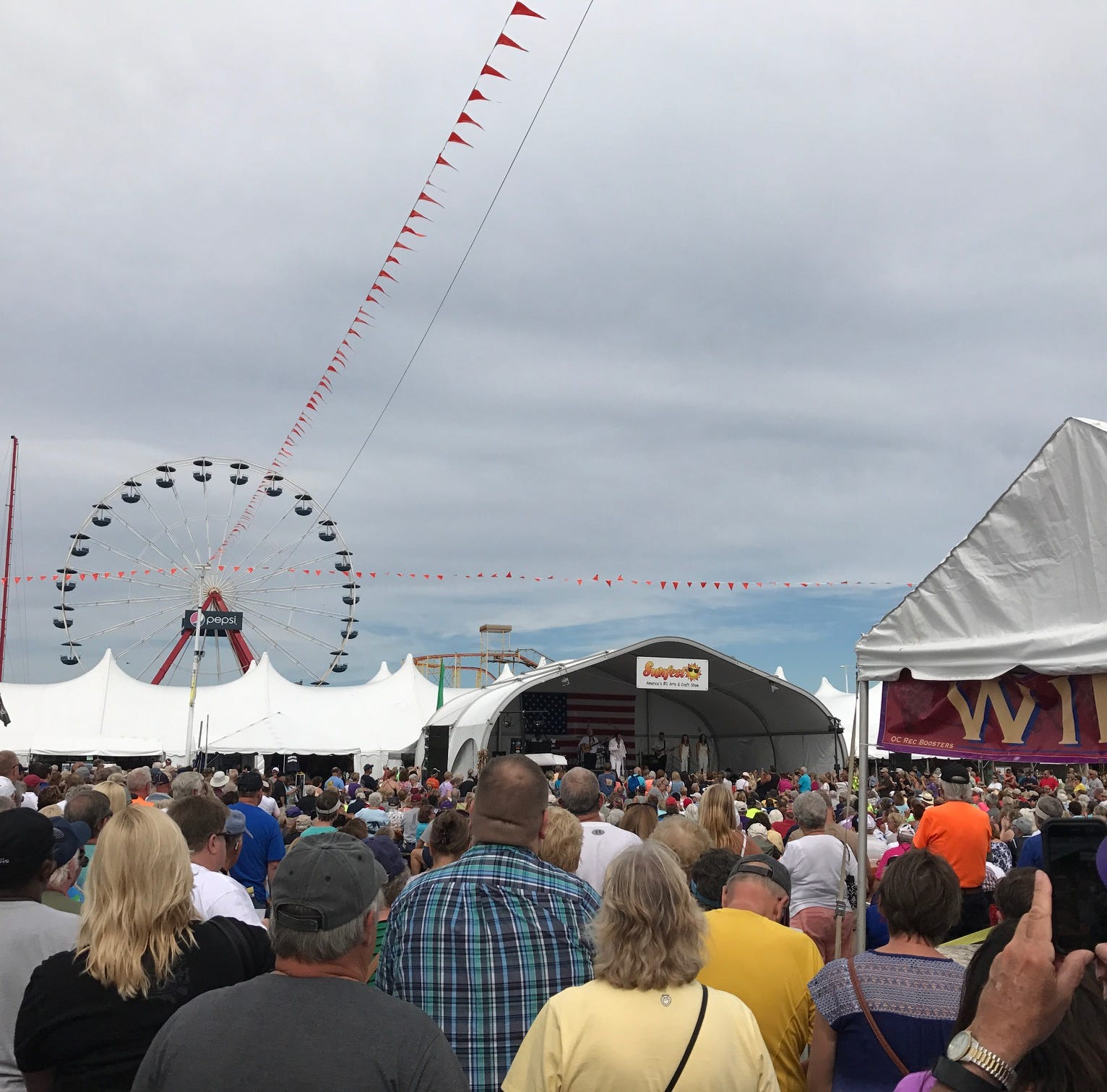 Sunfest is Ocean City's big end-of-summer bash