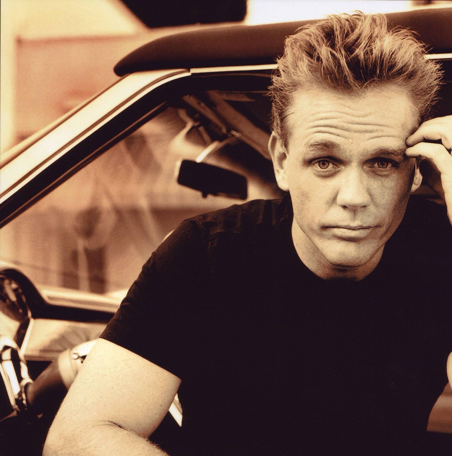 Stand-up comedian Christopher Titus brings his skewered comedy to the Orpheum