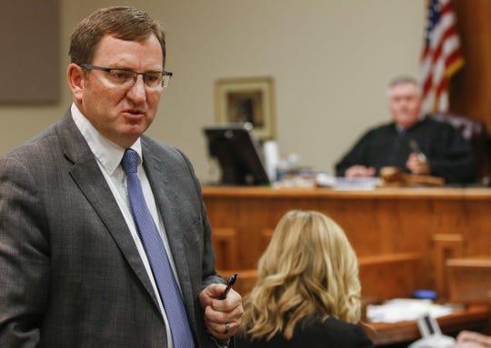 Greene County Prosecuting Attorney Dan Patterson