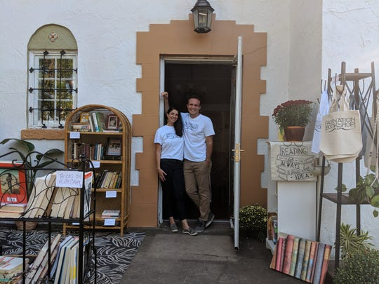 Jennifer Murvin and Kory Cooper are opening a bookstore together.