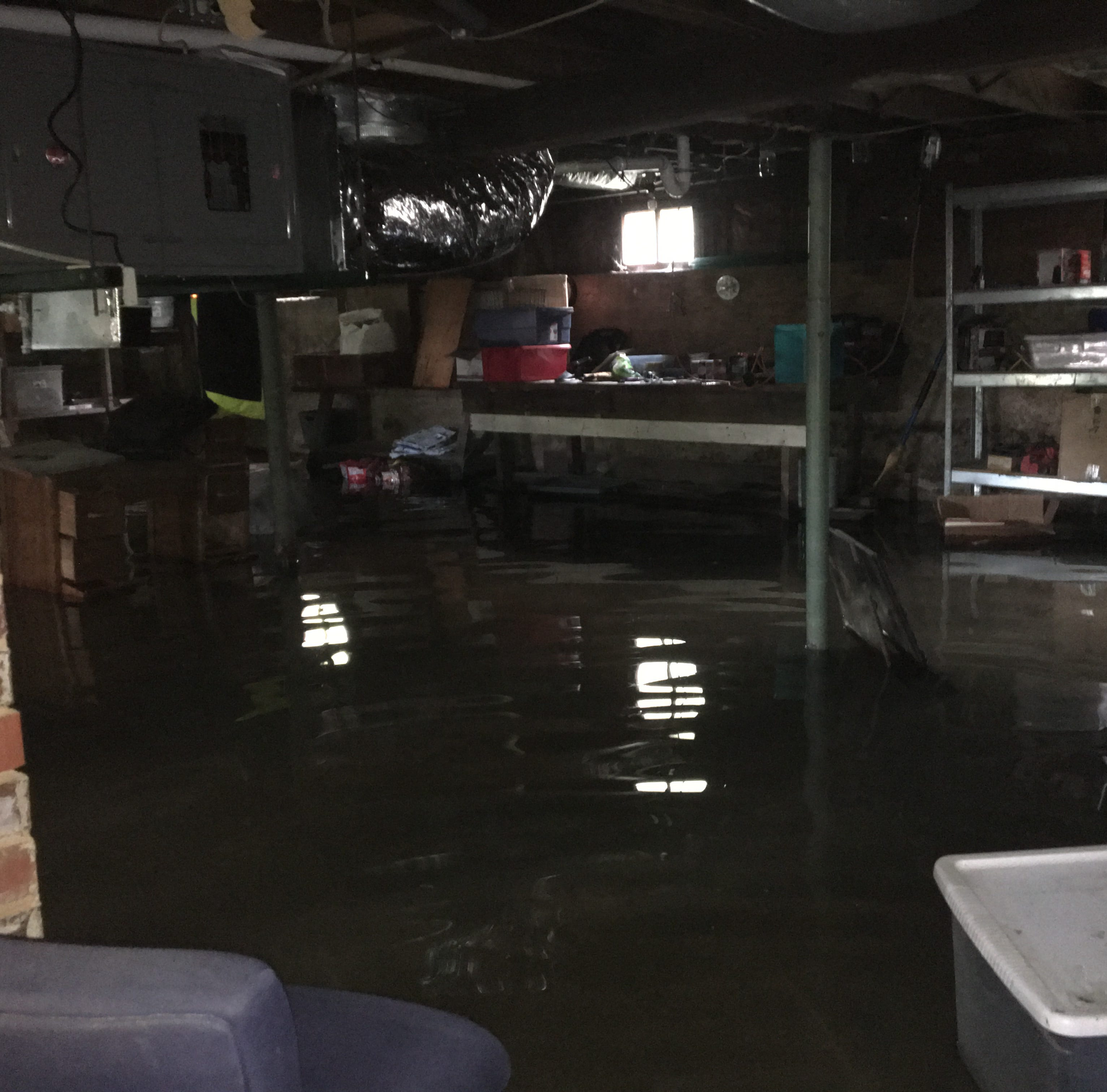 Waynesboro South Bath Avenue residents face flooded basements, decisions to evacuate or stay