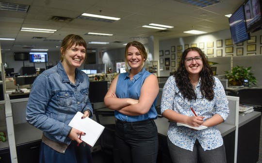 Times reporters Nora Hertel, Jordyn Brown and Clairissa Baker will hold a listening session to gather ideas on election coverage from 4-6 p.m. Wednesday, Sept. 19, at Liquid Assets in Sartell.
