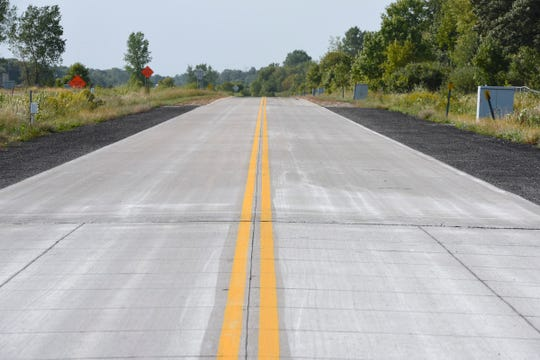 The Minnesota Department of Transportation MnROAD research facility uses thousands of sensors embedded in the roads to test different types of road surfaces and how they perform.