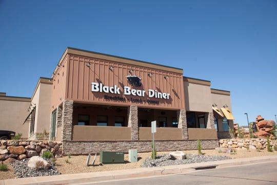 The new Black Bear Diner in Washington Monday, Sept. 17, 2018.